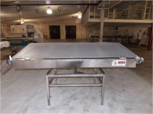 BEI Tilt Table