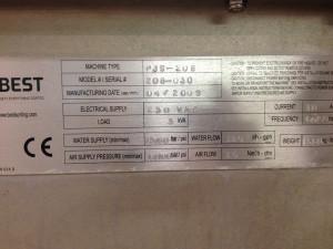 Best PJS-208 Color Sorter ID