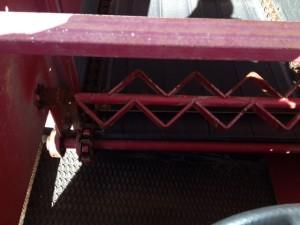 Mulch spreader - used