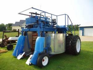 Harvey Blueberry Harvester