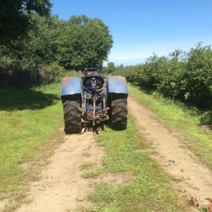 Long Tractor Narrow