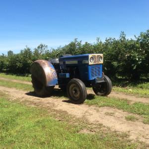 Long Tractor 360 C Narrow