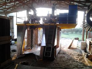 Littau Harvester Over the Row XL