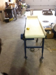 Berry Inspection Table - 18in x 6ft