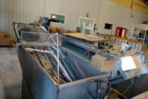 Wet Line Chlorine Bath Tank-2