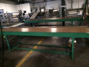 Inspection Table 15ft x 30in
